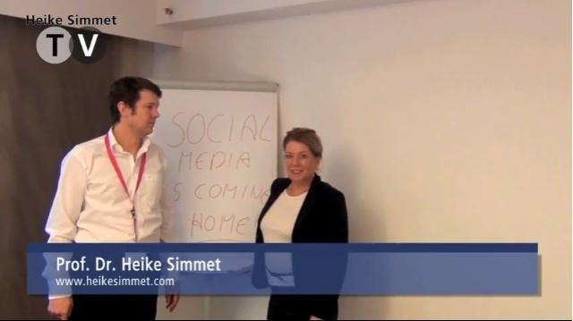 Daniel Backhaus und Heike Simmet