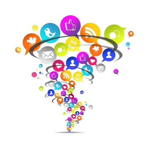 SOCIAL MEDIA: Content-Spirale