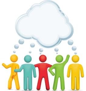 Service Sharing via Cloud
