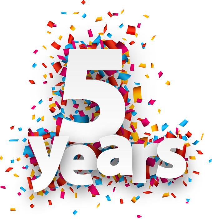 Anderes 664 5 Jahre Kadcon Wir Feiern Geburtstag