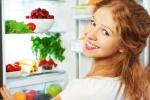 Intelligenter Kühlschrank im Smart Home